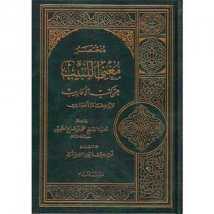 مختصر مغني اللبيب عن كتب الأعاريب لإبن هشام الأنصاري